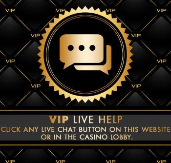 Raging Bull V.I.P Live Chat